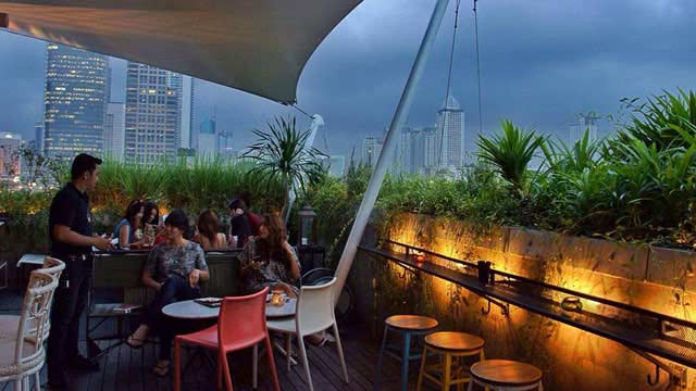 Awan Lounge Rooftop Bar - in Jakarta | THEROOFTOPGUIDE.COM