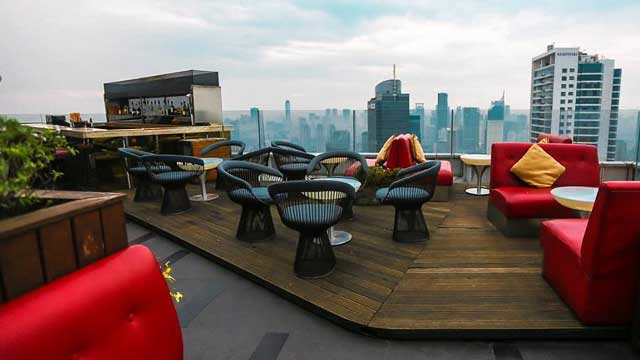 Cloud Lounge & Dining - Rooftop bar in Jakarta | The ...
