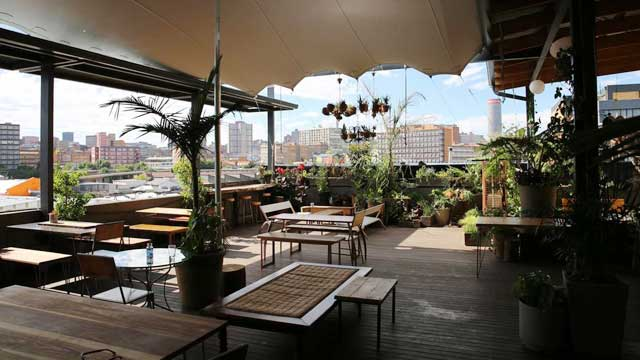 Living Room Rooftop Bar In Johannesburg The Rooftop Guide