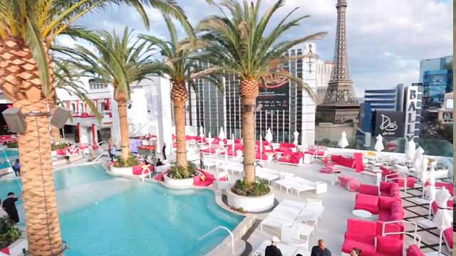 Best Rooftop Bars in Las Vegas 2018 complete with all info