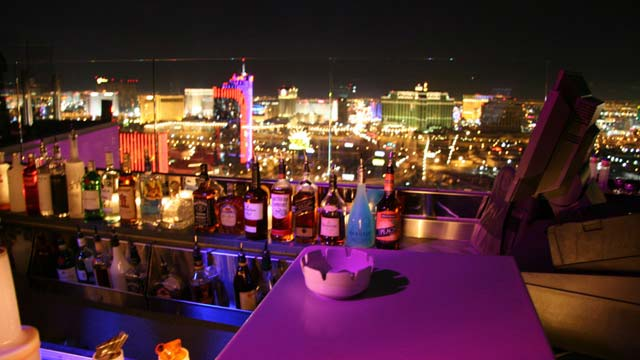 Ghostbar Las Vegas Rooftop Bar In Las Vegas The