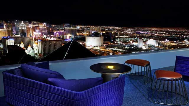 Skyfall Lounge - Rooftop bar in Las Vegas | The Rooftop Guide