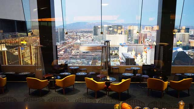 Skyfall Lounge Rooftop Bar In Las Vegas The Rooftop Guide