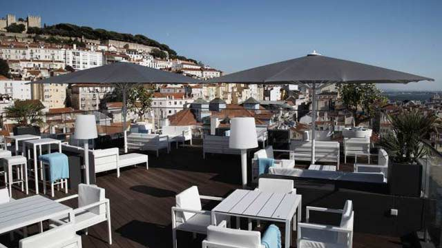 Best Rooftop Bars In Lisbon 2018 Complete With All Info