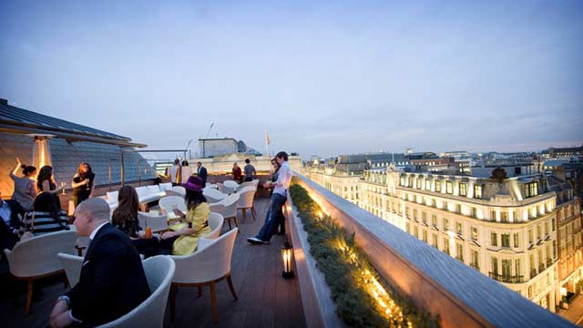 Aqua Spirit Rooftop Bar In London The Rooftop Guide