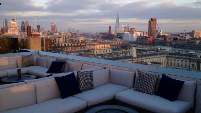 Radio Rooftop Bar In London The Rooftop Guide