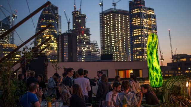 29 Best Rooftop Bars In London 2019 Update