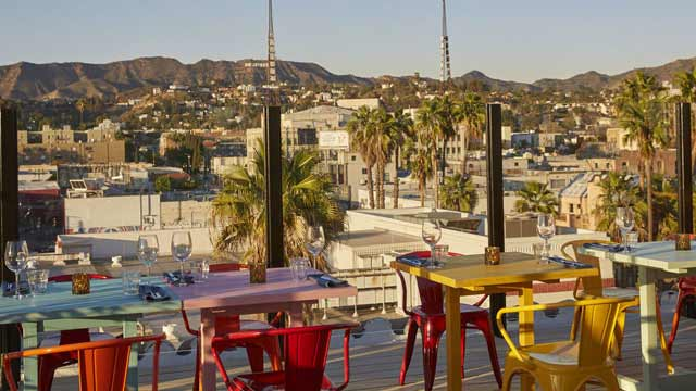 Best Rooftop Bars in Los Angeles 2018 made by experts