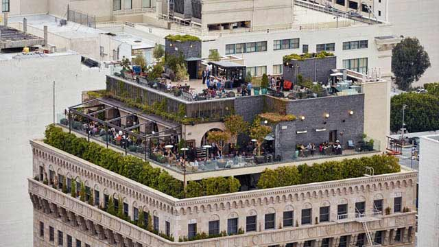 Perch Los Angeles Rooftop Bar In La Los Angeles The
