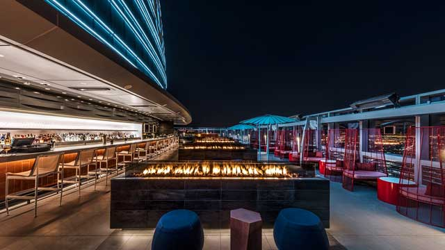 18 Best Rooftop Bars In Los Angeles 2019 Update