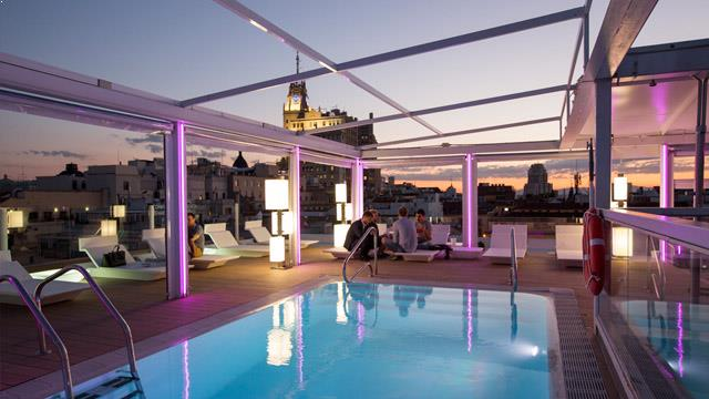 La Terraza Del Oscar Rooftop Bar In Madrid The Rooftop Guide