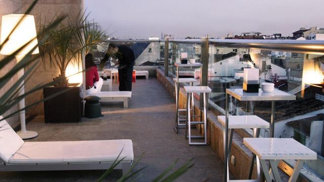 La Terraza Del Urban Rooftop Bar In Madrid The Rooftop Guide