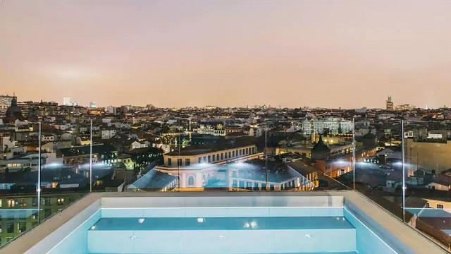 Dear Hotel Madrid Rooftop Bar In Madrid The Rooftop Guide