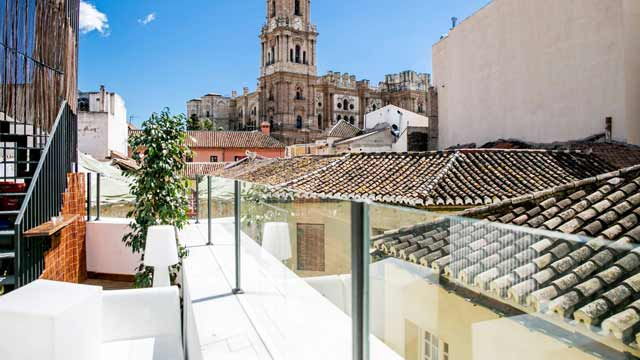 Terraza Chinitas Rooftop Bar In Malaga The Rooftop Guide