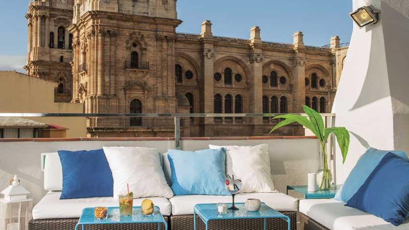 9 Best Rooftop Bars In Malaga 2020 Update