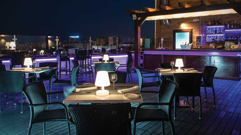 9 Best Rooftop Bars In Malaga 2019 Update