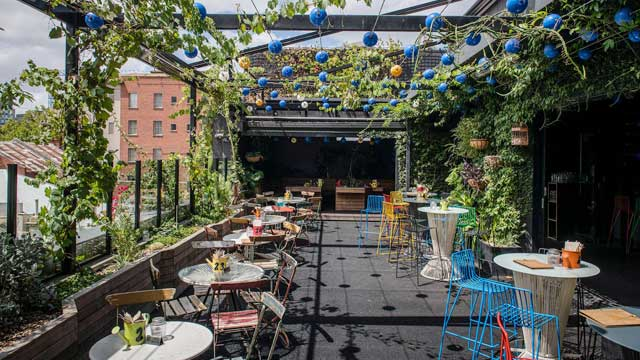 Loop Roof - Rooftop Bar In Melbourne | The Rooftop Guide