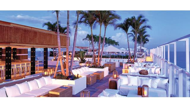 1 Hotel South Beach Rooftop Bar In Miami Therooftopguide Com