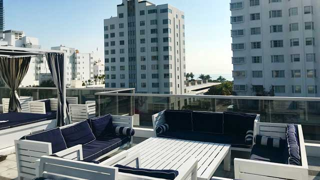 Rooftop Bar The Regent At Gale South Beach In Miami