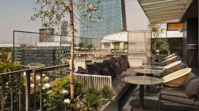 The Terrazza Ramazotti - Rooftop bar in Milan | THEROOFTOPGUIDE.COM