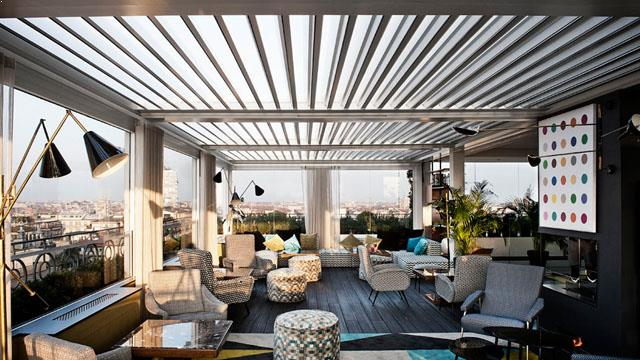 Best rooftop bars in milan 2018 complete with all info for Milano rooftop bar