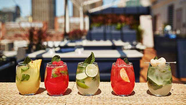 Terrasse Place D'Armes - Rooftop bar in Montreal | The ...