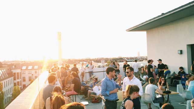 5 Best Rooftop Bars In Munich 2020 Update
