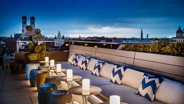 Best Rooftop Bars in Munich 2018 complete with all info