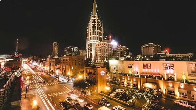 Acme Feed Amp Seed Rooftop Bar In Nashville The Rooftop