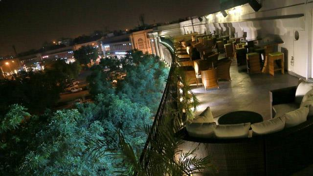 Warehouse Cafe Rooftop Bar In New Delhi Therooftopguide Com