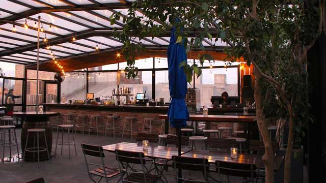 Berry Park - Rooftop bar in New York, NYC | The Rooftop Guide