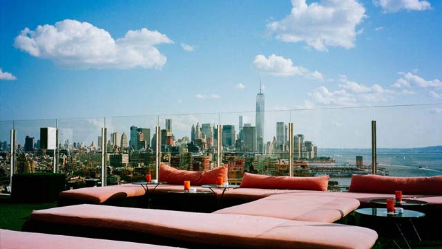 Le Bain Rooftop At The Standard Rooftop Bar In New York