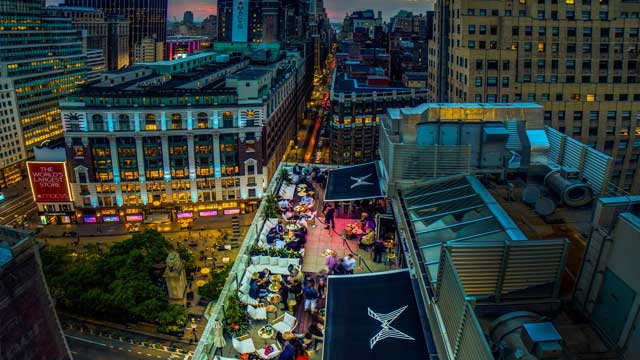 Monarch Rooftop Bar - in New York, NYC | The Rooftop Guide