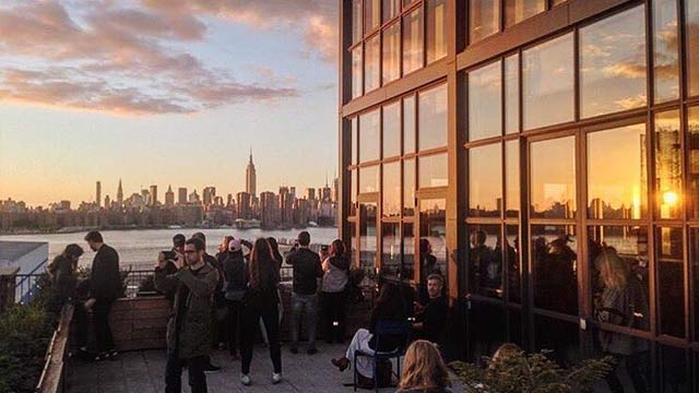 Exterior: 43 Best Rooftop Bars In NYC, New York [2019 UPDATE]