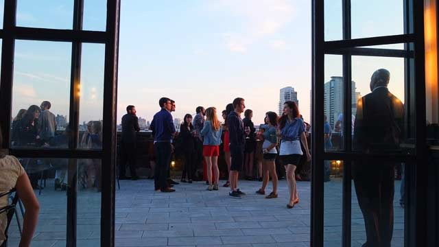 Lemon S At Wythe Hotel Rooftop Bar In New York Nyc The Rooftop Guide