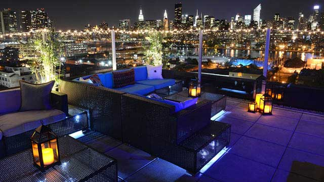 Best Rooftop Bars In Nyc New York 2018 Complete With All