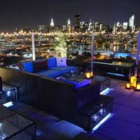 Rooftop in NYC Z Roof in New York