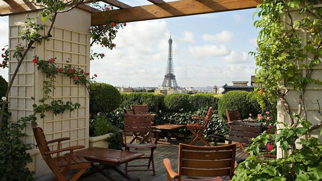 Best Rooftop Bars In Paris 2018 Complete With All Info