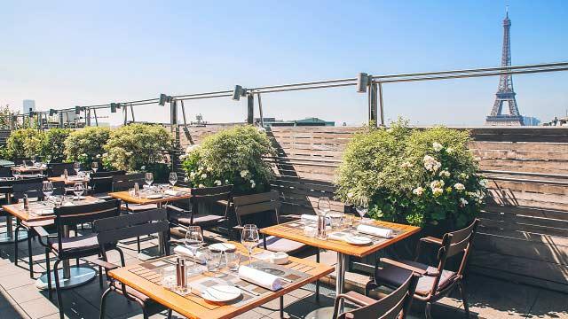 10 Best Rooftop Bars In Paris 2020 Update