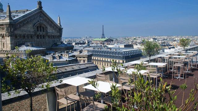 best rooftop bars in paris 2018 complete with all info. Black Bedroom Furniture Sets. Home Design Ideas