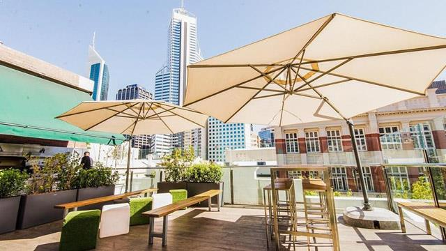 Best Rooftop Bars in Perth 2018 complete with all info