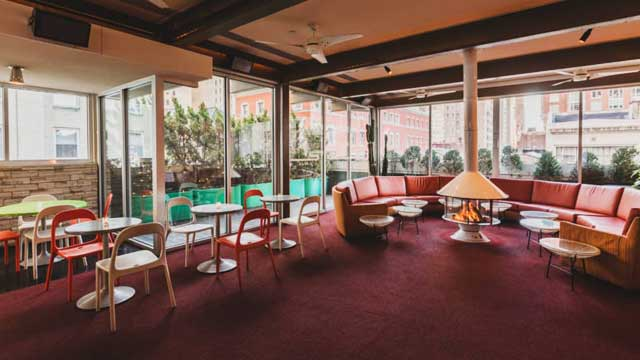 The Continental Midtown Rooftop Bar In Philadelphia The Rooftop Guide