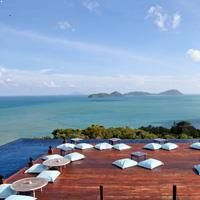 Rooftop bar Phuket Baba Nest at Sri Panwa in Phuket