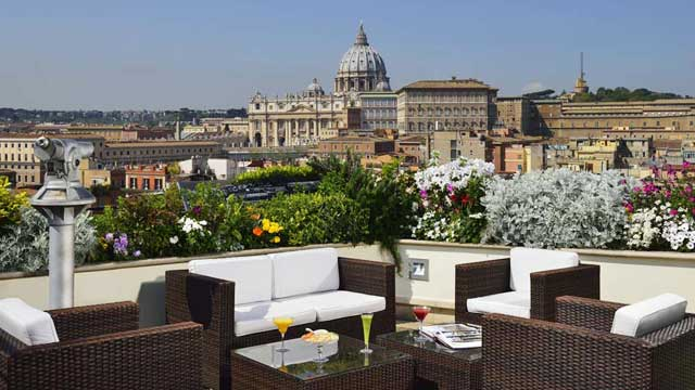 17 Best Rooftop Bars In Rome 2019 Update
