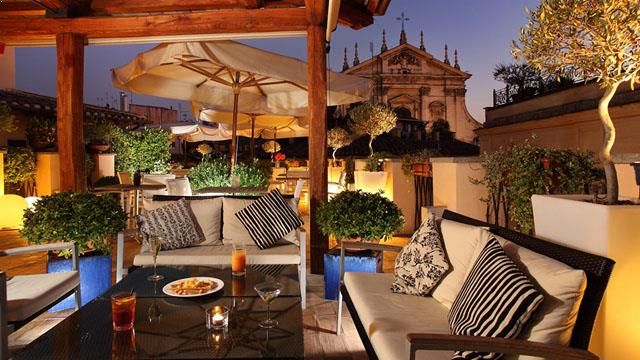 17 Best Rooftop Bars In Rome 2020 Update