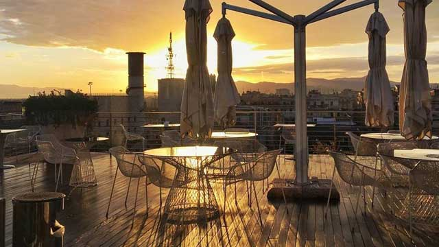 Hotel Roma Rooftop Rooftop Bar In Rome The Rooftop Guide