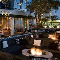 Rooftop bar San Diego Float in San Diego