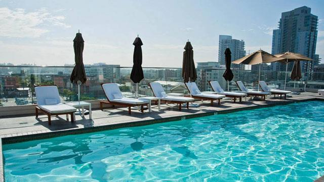 The Rooftop by STK at Andaz San Diego - Rooftop bar in San ...