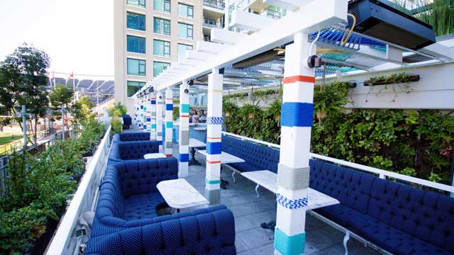 Fairweather - Rooftop Bar in San Diego | The Rooftop Guide