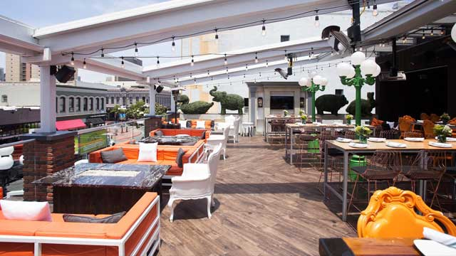 Rustic Root - Rooftop Bar in San Diego | The Rooftop Guide